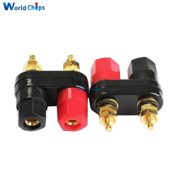 4mmbananaplug, Jewelry, gold, audiojackconnector