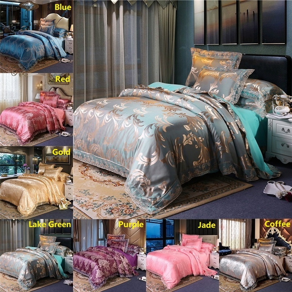 King, luxurybedding, jacquard, Princess