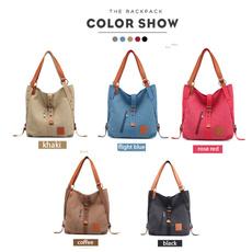 Shoulder Bags, Capacity, canvastotebagsforwomen, canvasshoulderbag