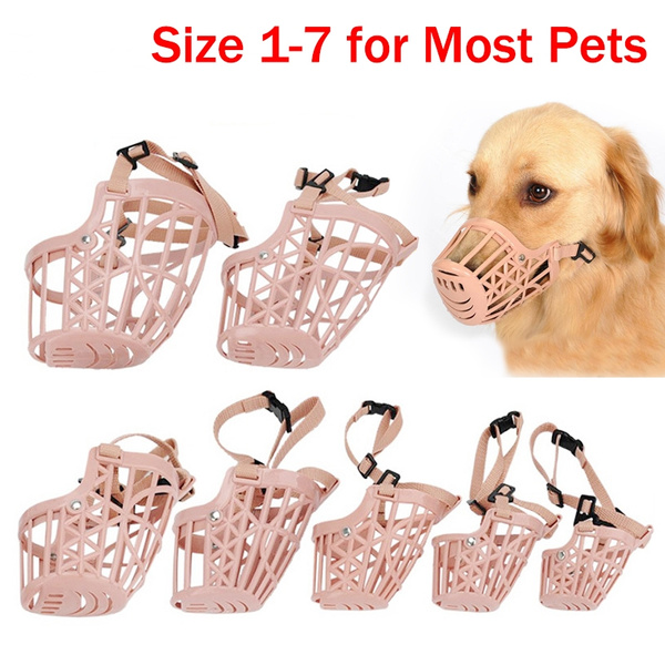 muzzle, Adjustable, petmaskcover, Pets