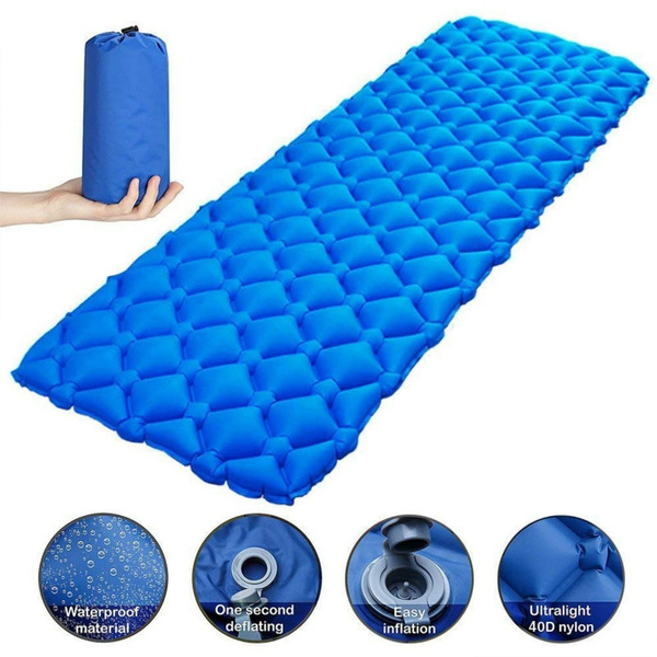 Outdoor, campingpad, camping, aircushion