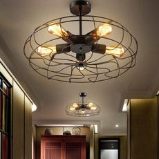 downlamp, Home Decor, vintagelamp, lights