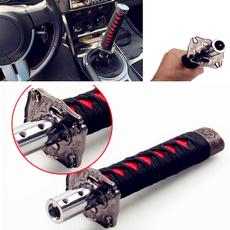 shortsamuraiswordshifter, gearshiftknob, sword, Samurai