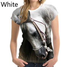 horse, Funny T Shirt, Shirt, Sleeve