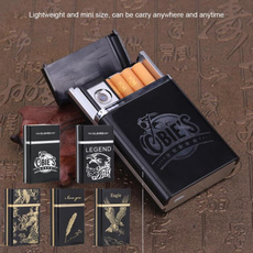Box, Mini, Cigarettes, Electric