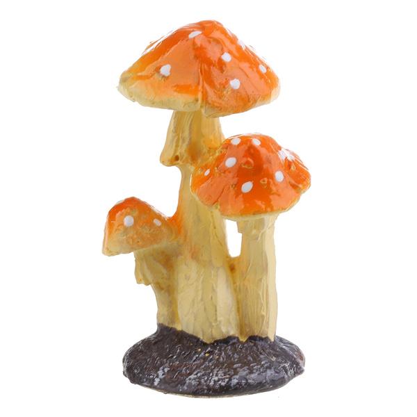 Mini, hometableornament, Mushroom, gardendécor