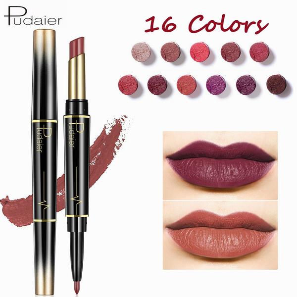 pencil, Head, Fashion, Lipstick