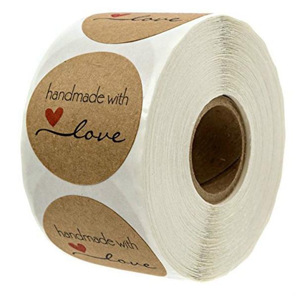 Love, Home Decor, packagelabel, Handmade