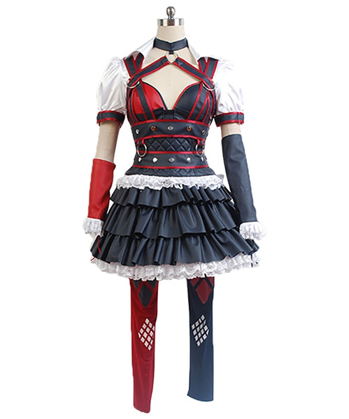 Cosplay, harleyquinn, Costumes & Accessories, Cosplay Costume