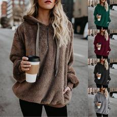 winteroutwear, Plus Size, Winter, Long Sleeve