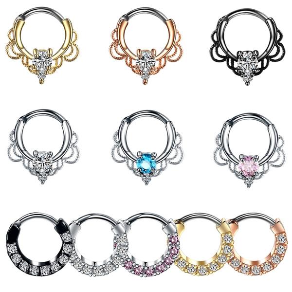 Steel, Jewelry, Gifts, nosehoop