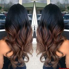 wig, wavewig, brown, ombrehair