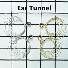 Dangle Earring, earexpander, earplug, dreamcatcherjewelry