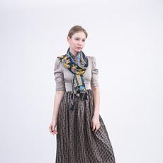 elephantscave, Scarves, women scarf, tasselscarf