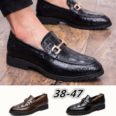 casual shoes, Men, mensleatherslipon, leather