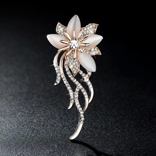 Fashion, Jewelry, Pins, Bouquet
