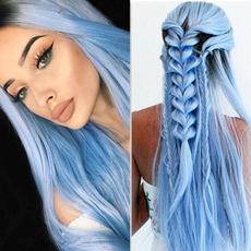 wig, Blues, Cosplay, fashion wig