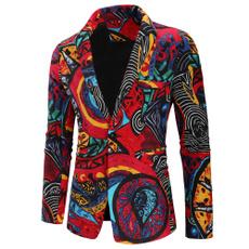 Fashion, cottonsuit, Spring, Men