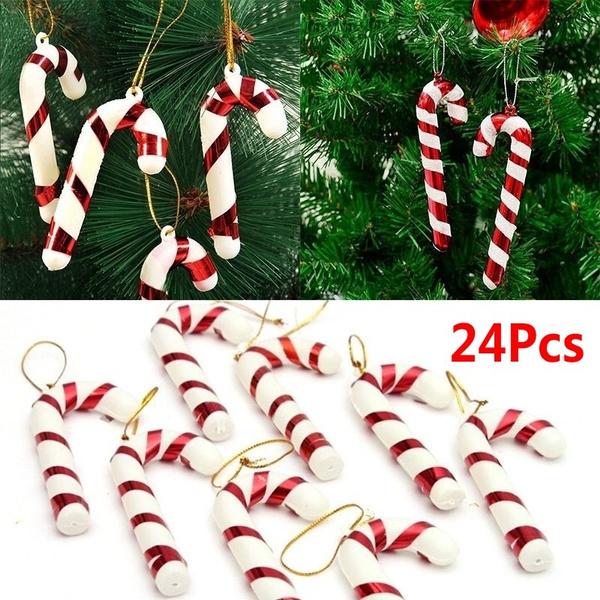 decoration, Decor, Canes, Christmas