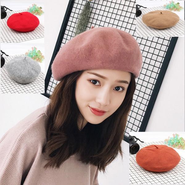 Warm Hat, Winter Hat, Winter, painterhat