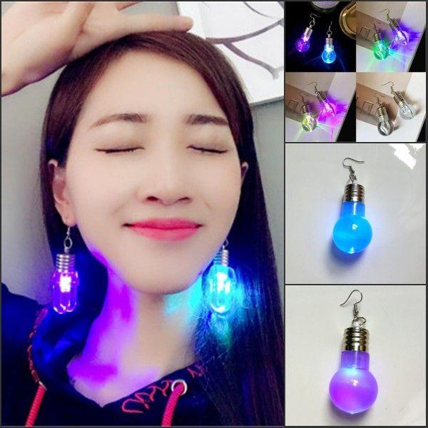 Light Bulb, Bright, light up, Jewelry