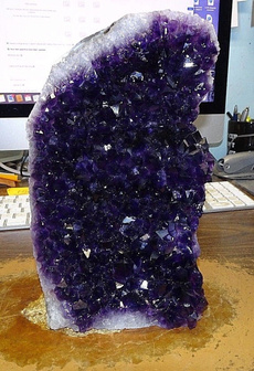 crystalcluster, amethyst, Gifts, Unique
