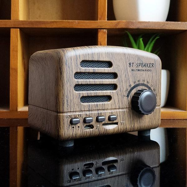 Vintage, soundbar, bluetooth speaker, Bluetooth