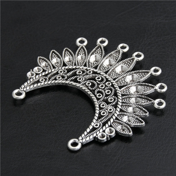 Antique, Silver Jewelry, connertor, Jewelry
