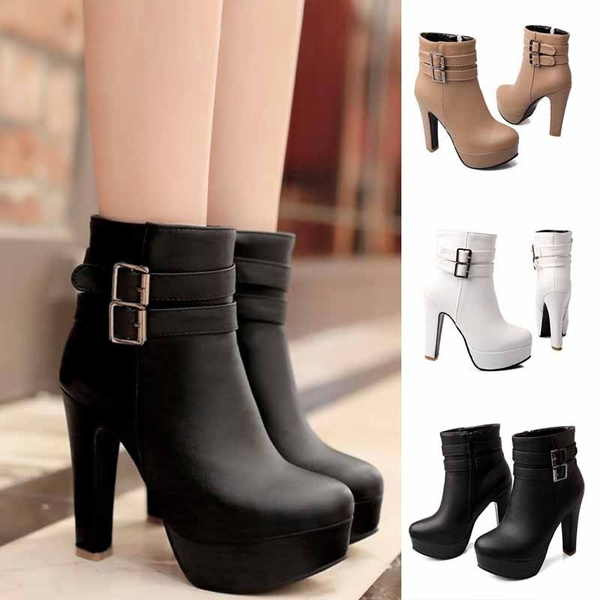 Fashion, Winter, Womens Shoes, leather