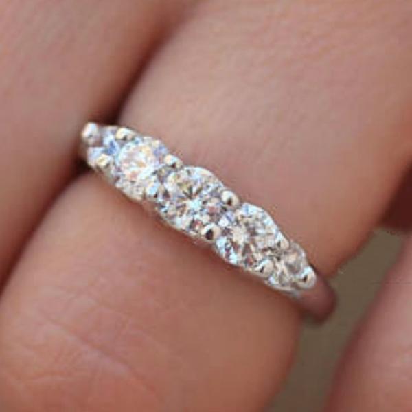 Sterling, Love, wedding ring, 925 silver rings