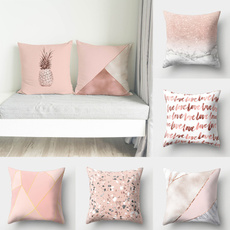Moda, gold, Pillowcases, Pillow Covers