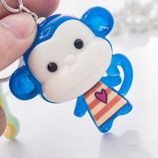cute, Key Charms, cutelittlemonkey, Bell