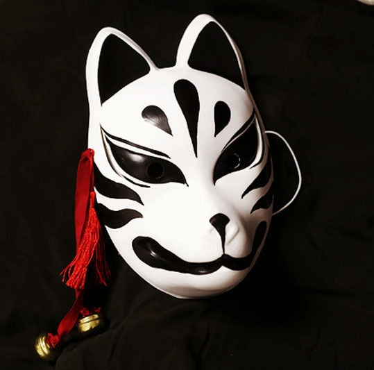 blackmask, cosplayparty, Fox, pvcmask
