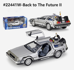 delorean, Toy, Gifts, Cars