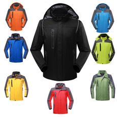 snowcoat, woolen coat, Outdoor, hooded