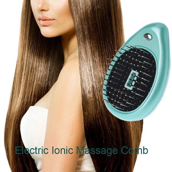 Mini, Combs, Electric, protecthair
