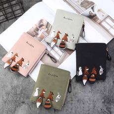 shortwallet, Fashion, zipperpurse, purses