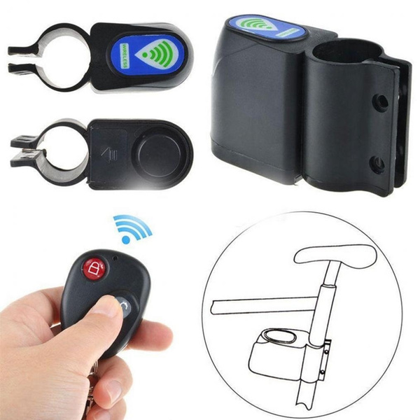 Cycling, Sports & Outdoors, Remote Controls, alarmlockbicycle