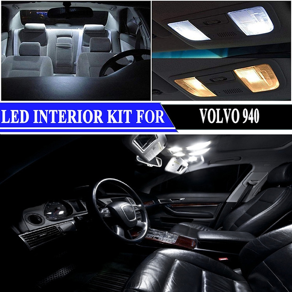 volvo, led, packages, 940