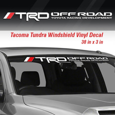 tacoma, Off, Stickers, Toyota