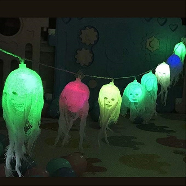 ghost, Decor, lights, led