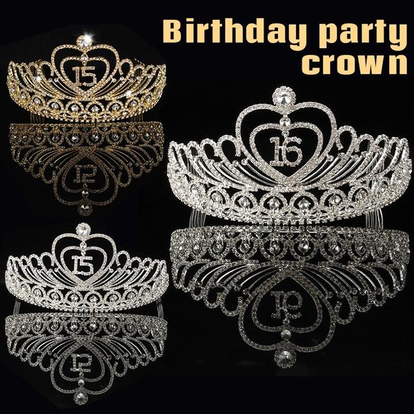 party, hairtiara, hair jewelry, Bridal wedding
