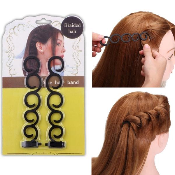 Hair Curlers, hair twister, Magic, braidinghair