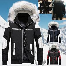 cottonjacket, fur, coatsampjacket, winter coat