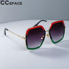 retro glasses, Fashion, UV400 Sunglasses, occhialidasoledonna