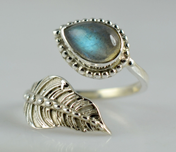Blues, Sterling, 925 sterling silver, wedding ring