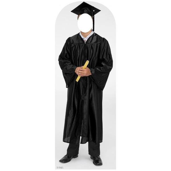 gowns, black, Party Supplies, Cap