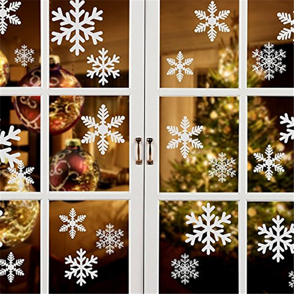 kids, xmasdecor, windowsticker, Winter
