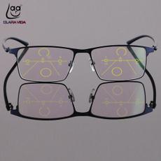 Reading Glasses, titanium, visoncare, bifocalreadingglasse