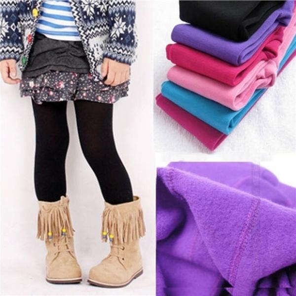 Leggings, girlpantsstocking, wintertightsforgirl, Casual pants